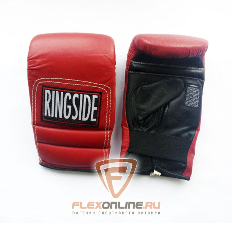 Cнарядные перчатки Перчатки снарядные на резинке М красно-чёрные от Ringside