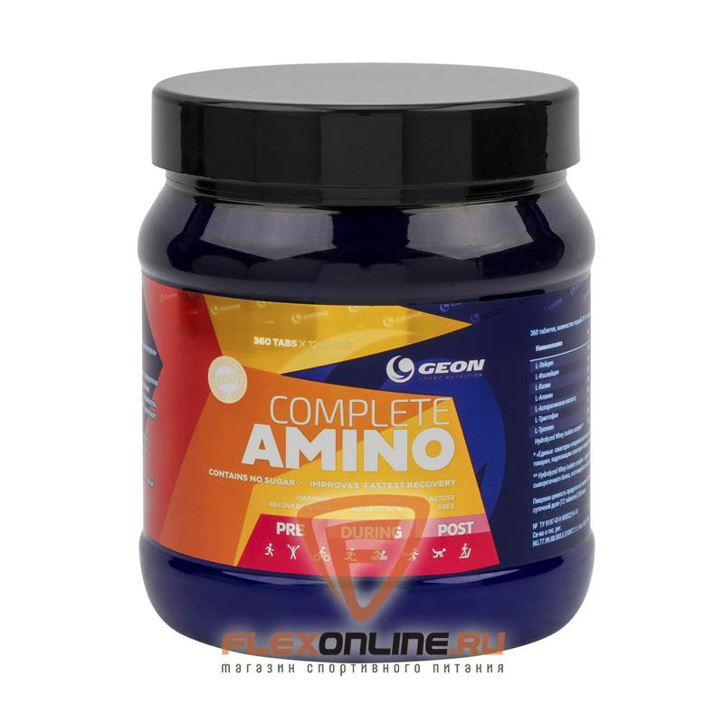 Аминокислоты Amino COMPLETE от GEON