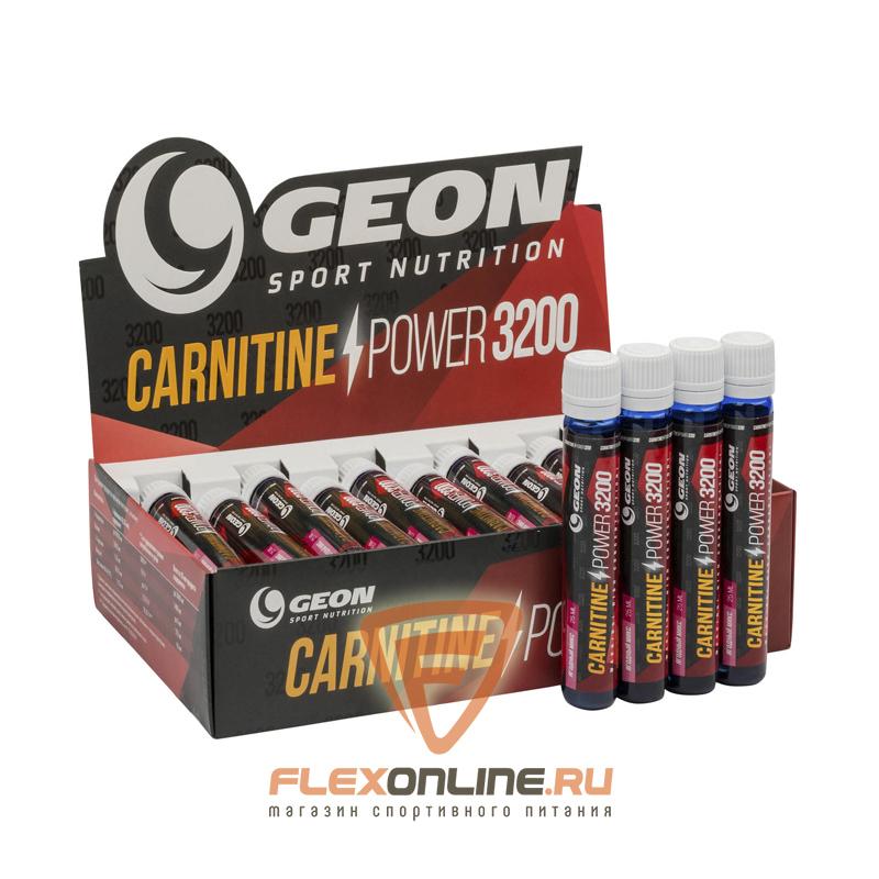 Жиросжигатели Carnitine Power 3200 от GEON