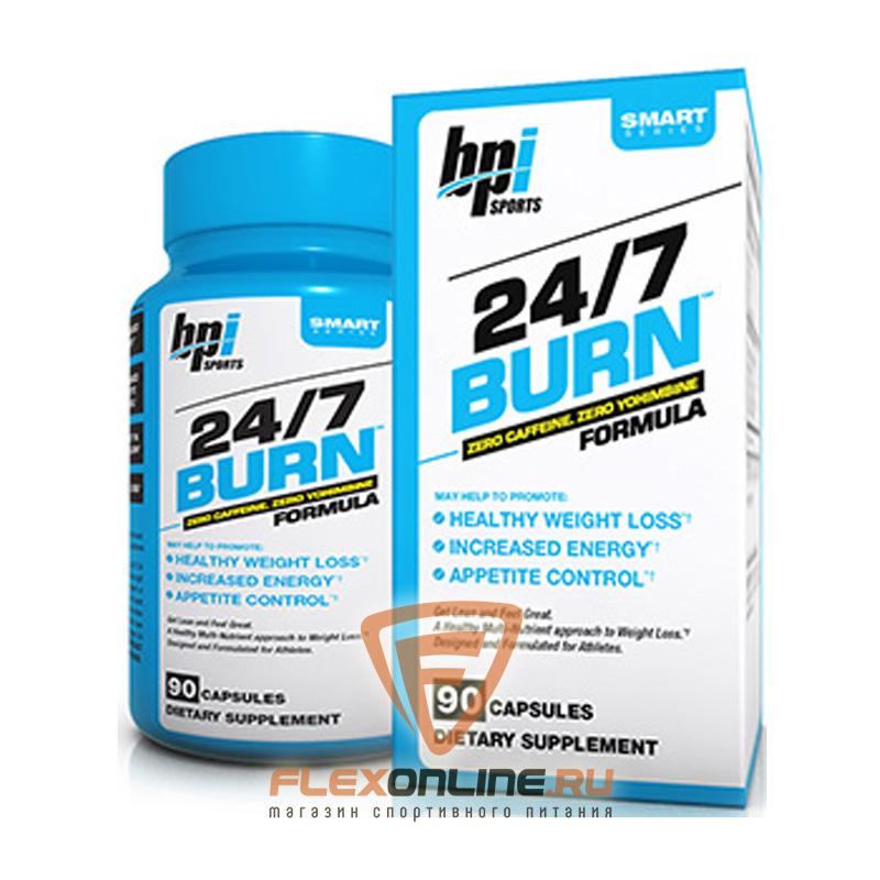 Жиросжигатели 24/7 Burn от BPI