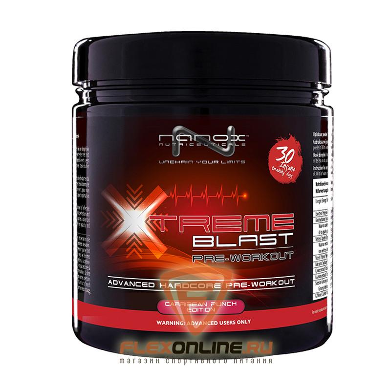 Предтреники Xtreme Blast от Nanox