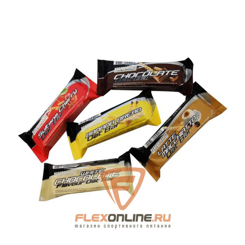 Шоколадки Performance Bar от Performance