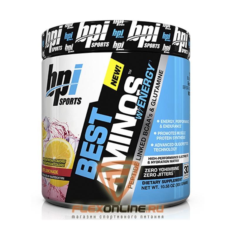 Аминокислоты Best Aminos Energy от BPI