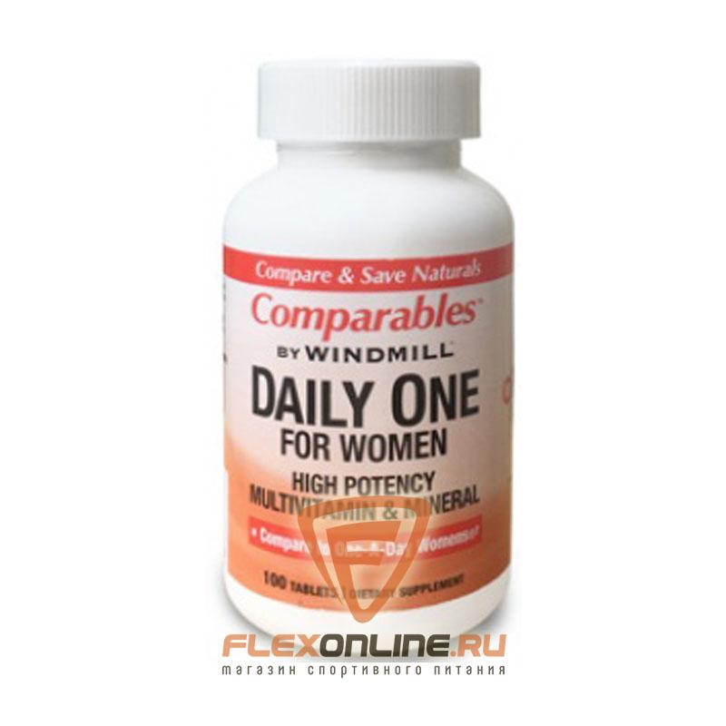 Витамины Daily One for Women от Windmill