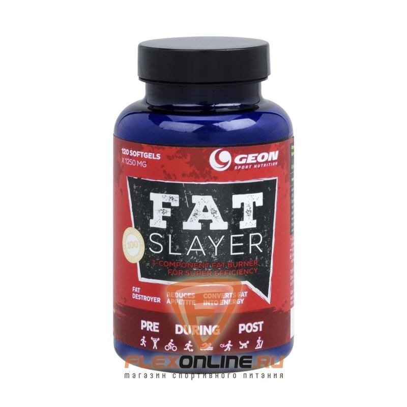 Жиросжигатели FAT SLAYER от GEON