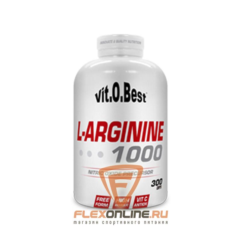 Аминокислоты L-Arginine 1000 от Vit.O.Best
