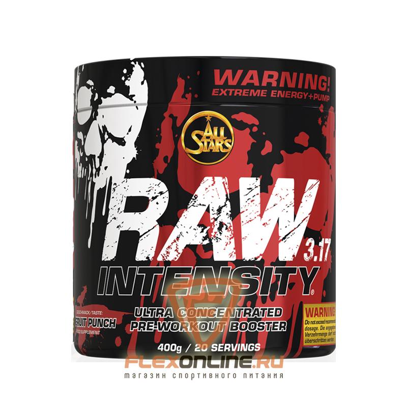 Предтреники Raw Intensity-3.17 от All Stars