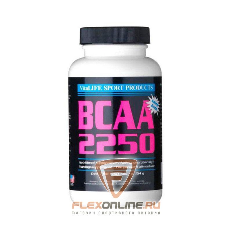 BCAA BCAA 2250 от VitaLife