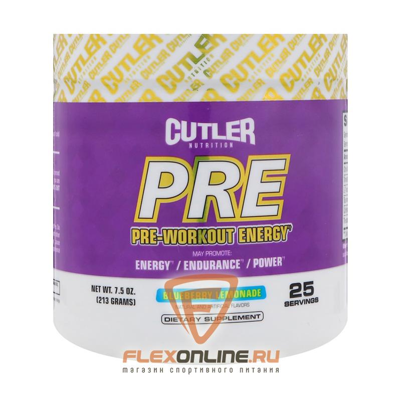 Предтреники Pre-Workout Energy от Cutler