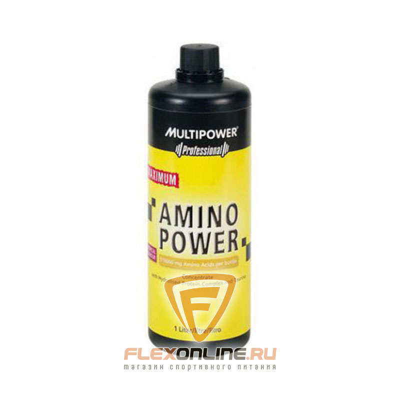 Аминокислоты Amino Power Concentrate от Multipower
