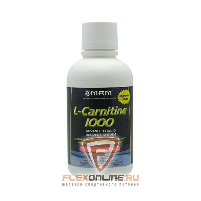 L-карнитин L-Carnitine 1000 от MRM