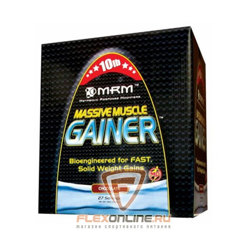 Гейнер Massive Muscle Gainer от MRM