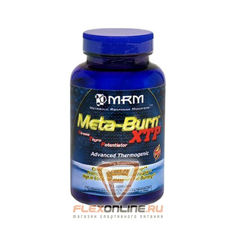 Жиросжигатели Meta-Burn XTP от MRM