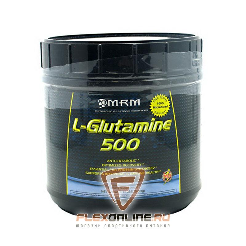 L-глютамин L-Glutamine 500 от MRM