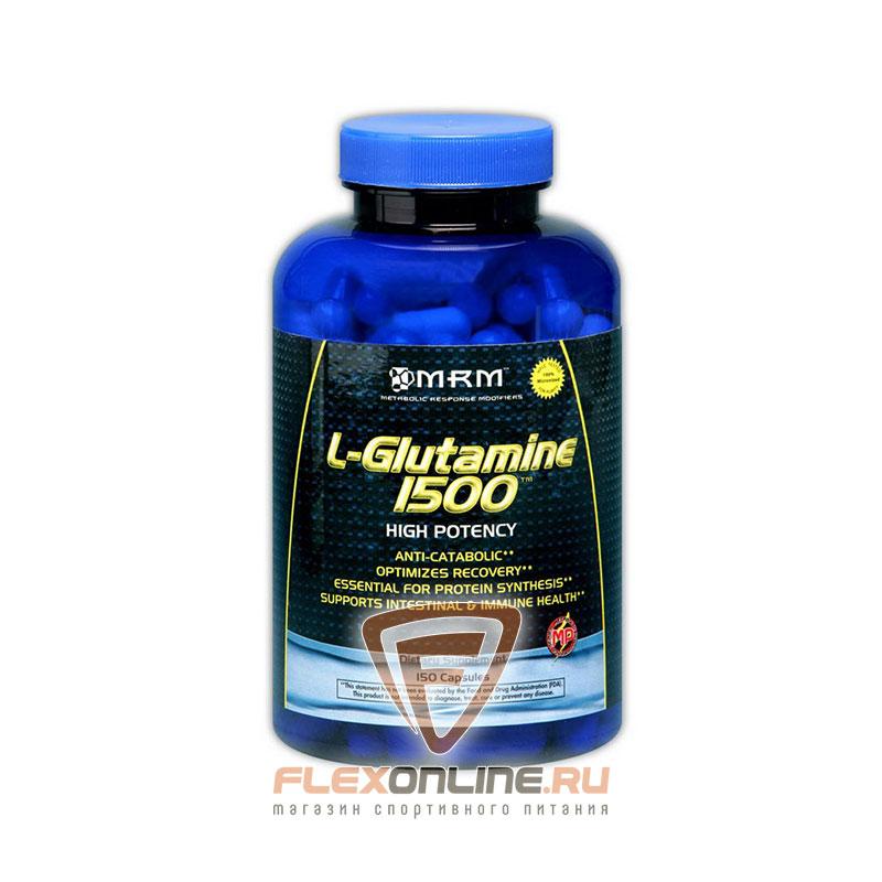 L-глютамин L-Glutamine 1500 от MRM