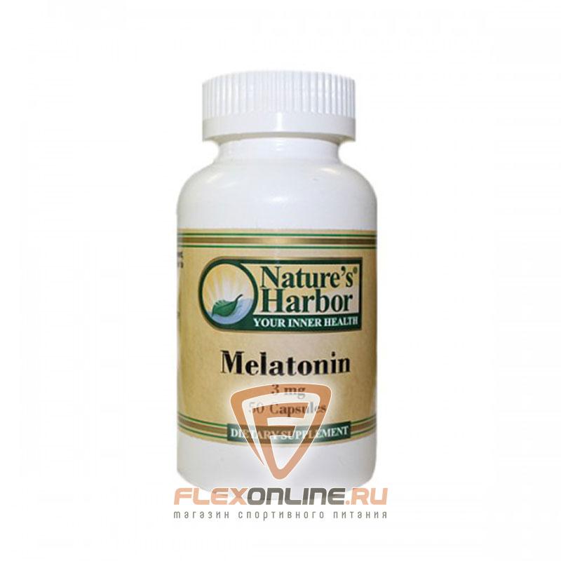 Прочие продукты Melatonin от Nature
