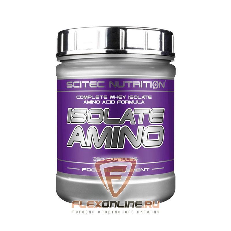 Аминокислоты Isolate Amino от Scitec