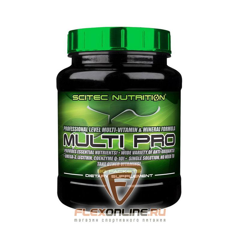 Витамины Multi Pro Plus от Scitec