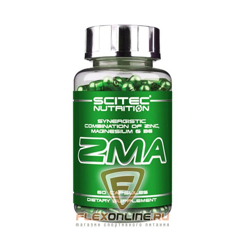 Тестостерон ZMA от Scitec