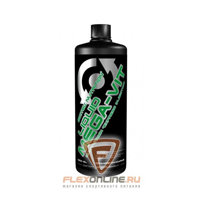 Витамины Liquid Mega-Vit от Scitec
