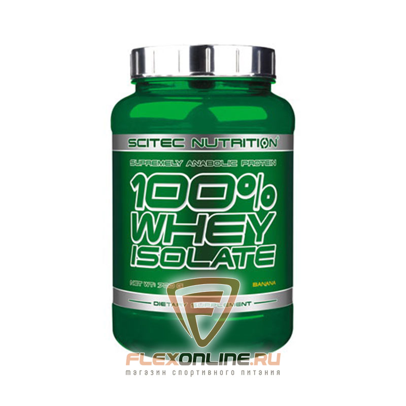 Протеин 100% Whey Isolate от Scitec