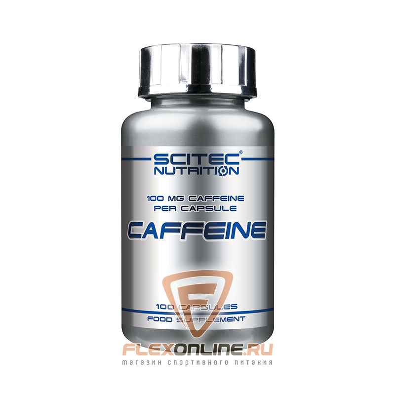 Энергетики Caffeine Performance Booster от Scitec