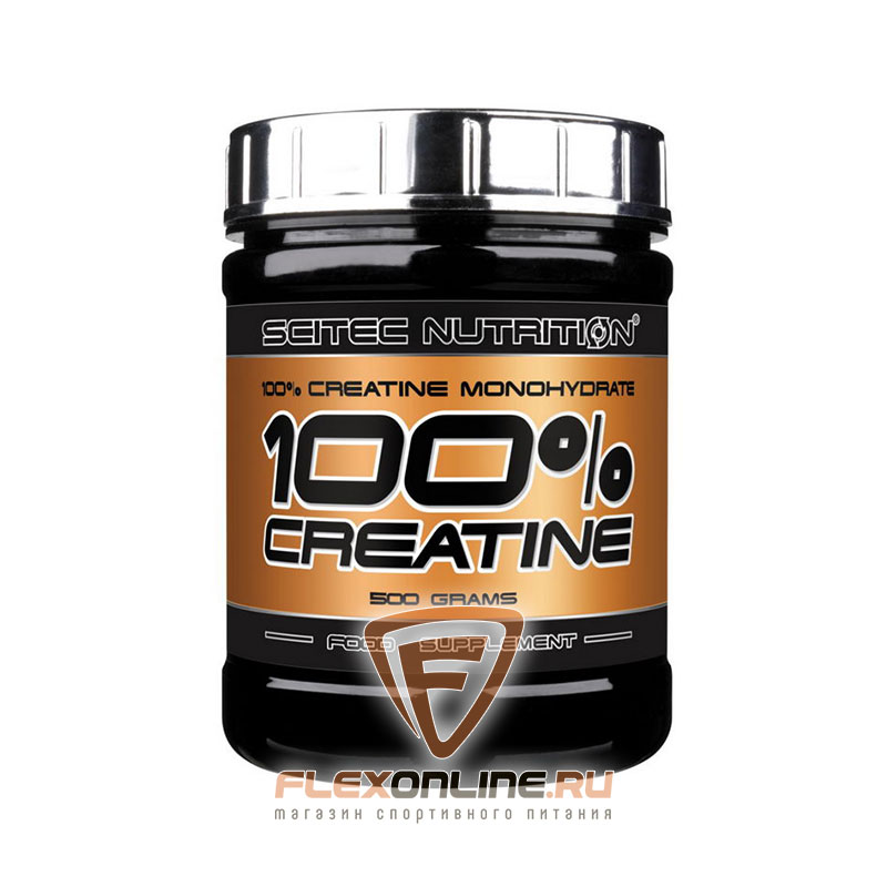Креатин 100% Creatine от Scitec