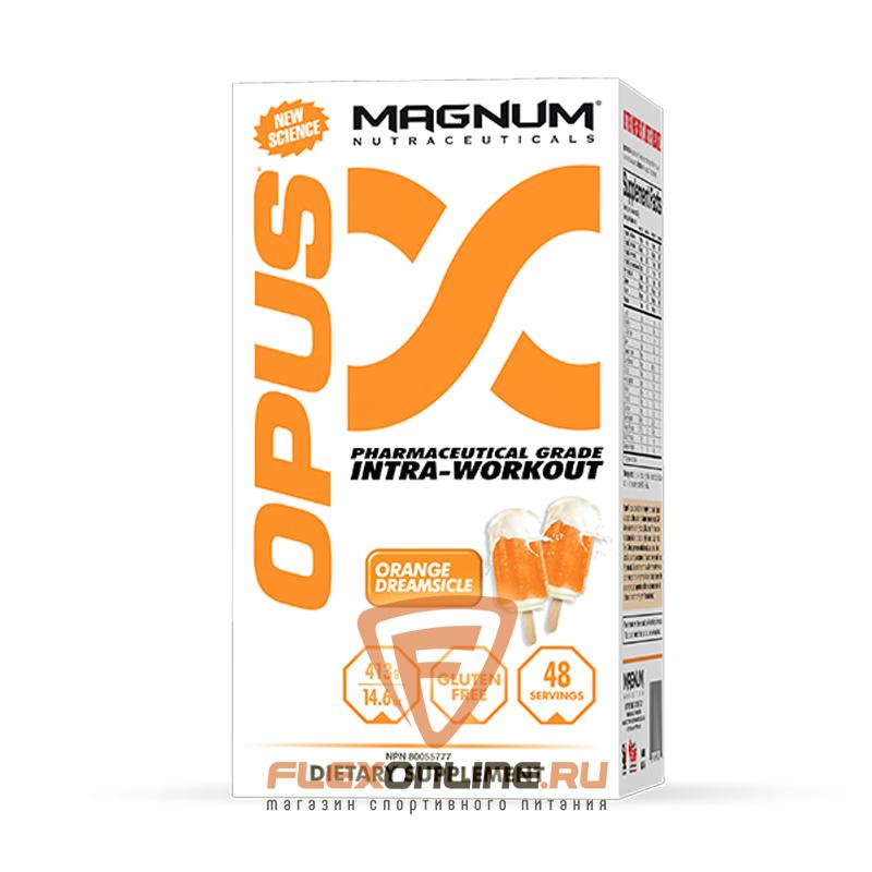 Энергетики Opus от Magnum
