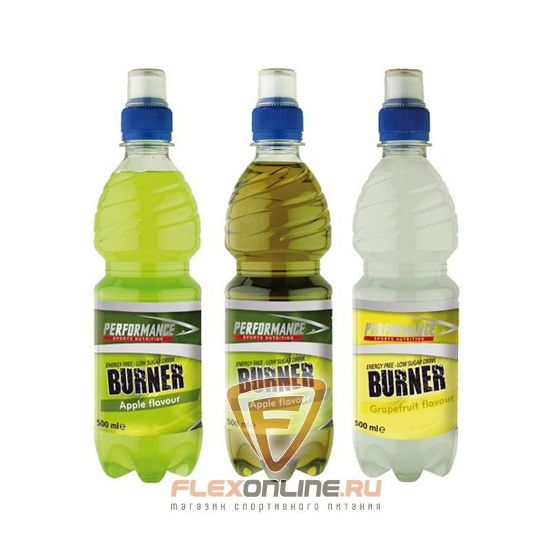 Напитки Burner от Performance
