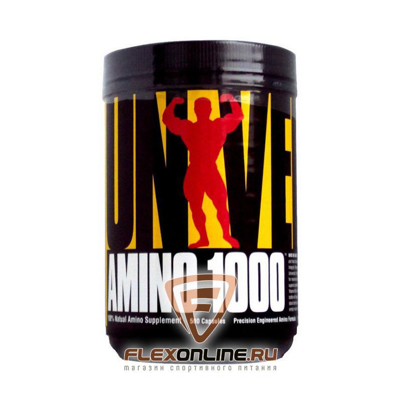 Аминокислоты Amino 1000 от Universal