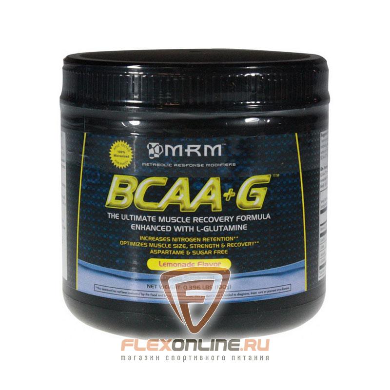 BCAA BCAA+G от MRM
