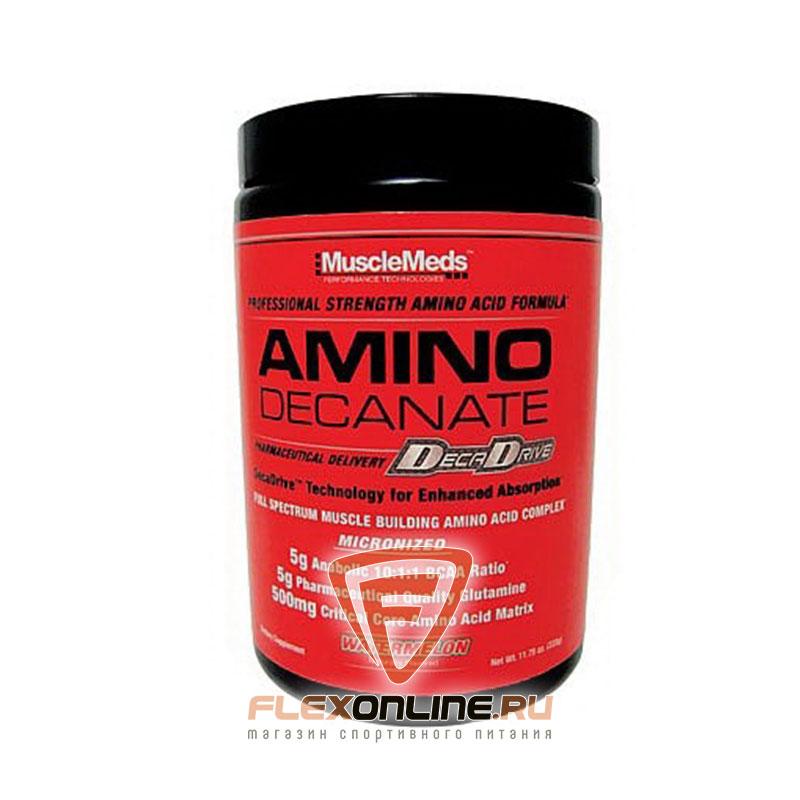 Аминокислоты Amino Decanate от MuscleMeds