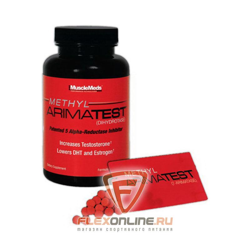 Тестостерон Methyl Arimatest от MuscleMeds