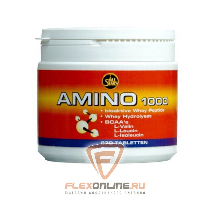 Аминокислоты Amino 1000 от All Stars