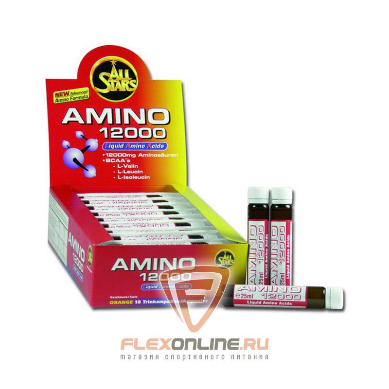 Аминокислоты Amino 12000 от All Stars