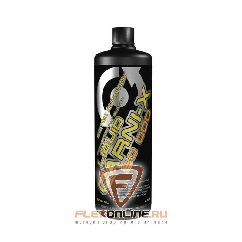 L-карнитин Liquid Carni-X 80.000 от Scitec