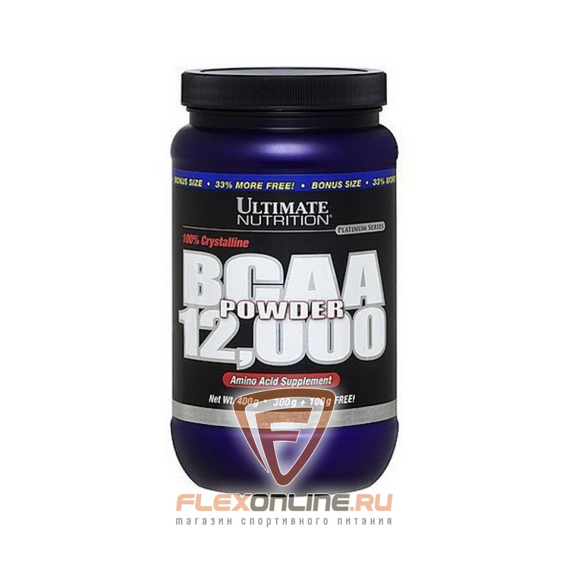 BCAA BCAA 12000 Powder от Ultimate Nutrition