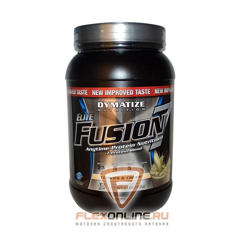 Протеин Elite Fusion 7 от Dymatize