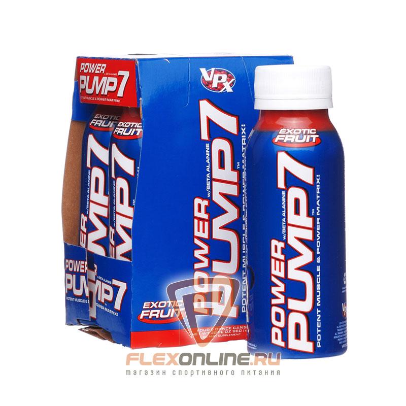 Напитки Power PUMP 7 от VPX