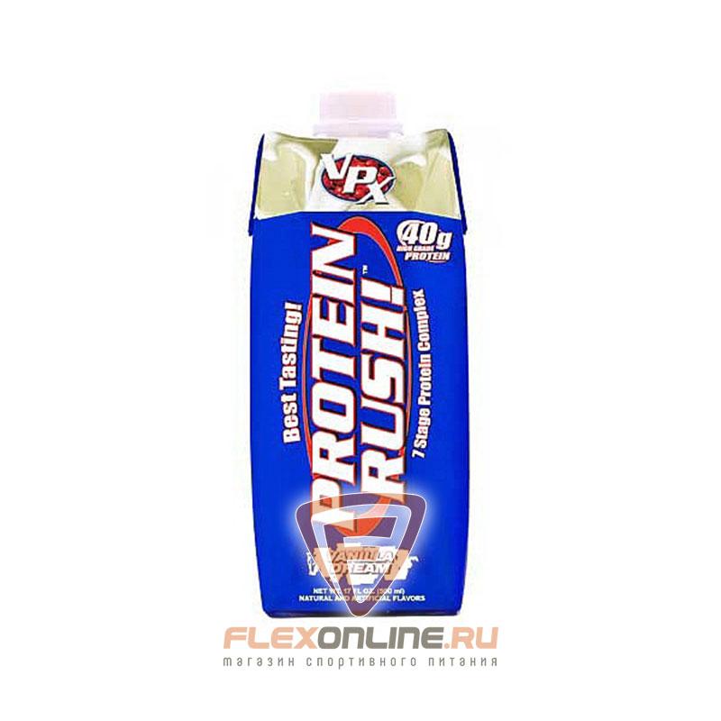 Напитки Protein Rush от VPX