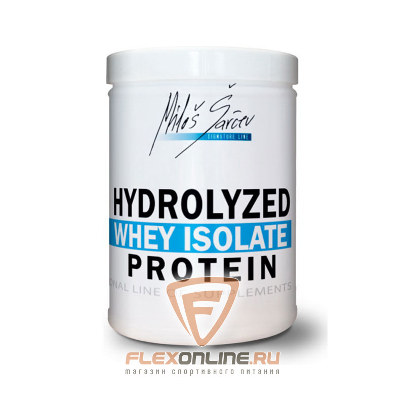 Протеин Hydrolyzed Whey Protein от Milos Sarcev