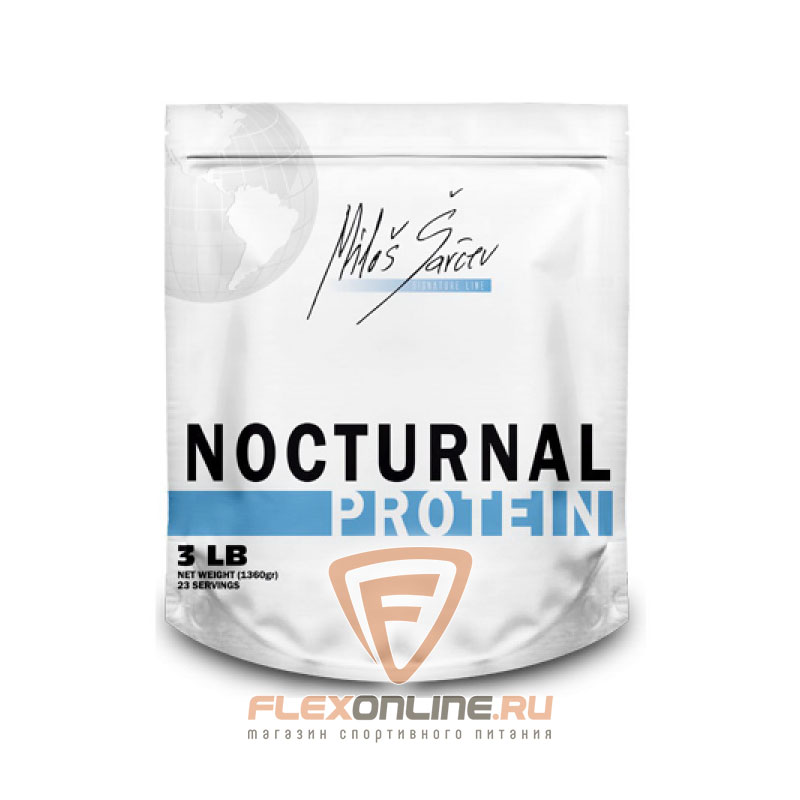 Протеин Nocturnal Protein от Milos Sarcev