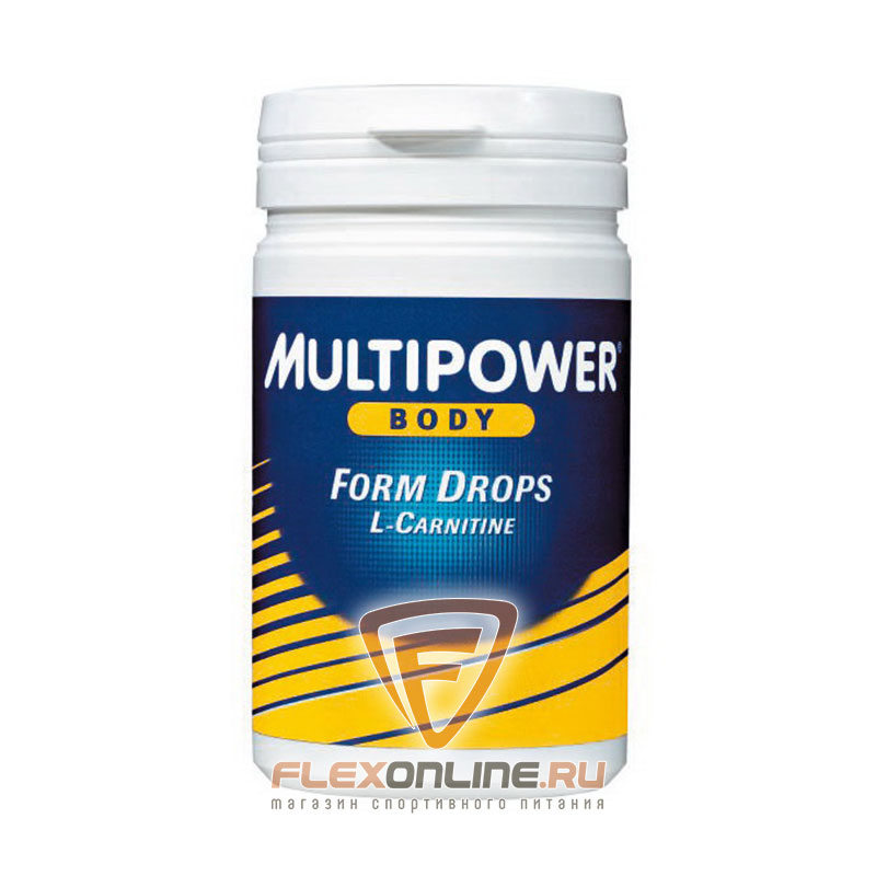 L-карнитин Form Drops от Multipower