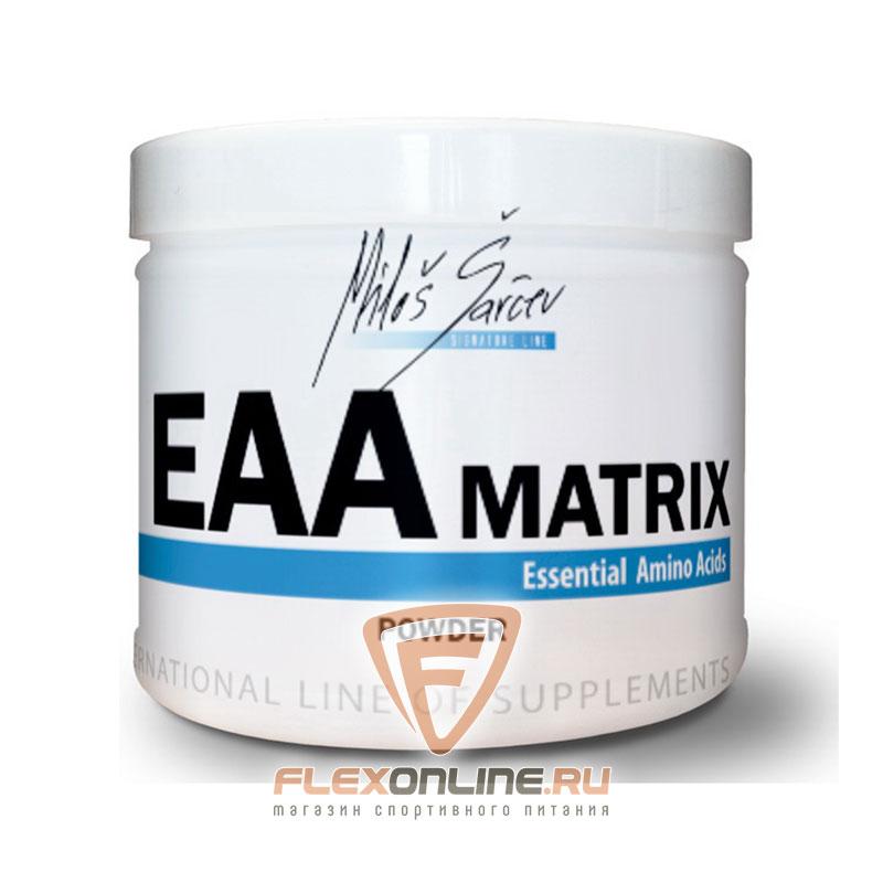 Аминокислоты EAA Matrix от Milos Sarcev