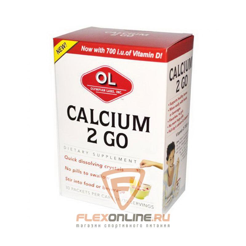 Витамины Calcium 2 Go от Olympian Labs