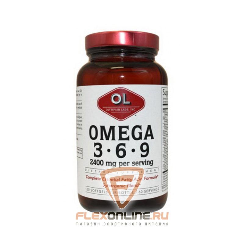 Прочие продукты Omega 3-6-9 от Olympian Labs