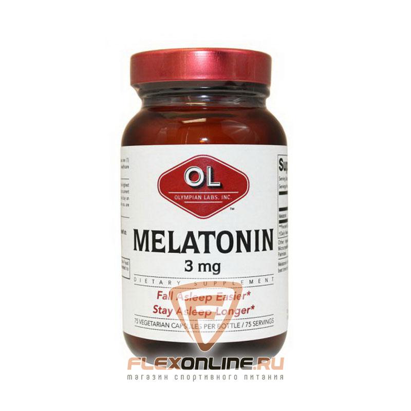 Прочие продукты Melatonin от Olympian Labs