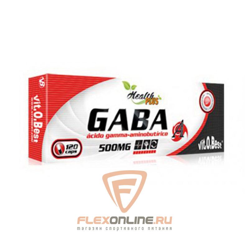 Прочие продукты GABA 500 mg от Vit.O.Best