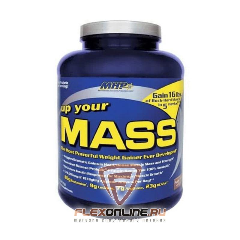 Гейнер Up Your Mass от MHP