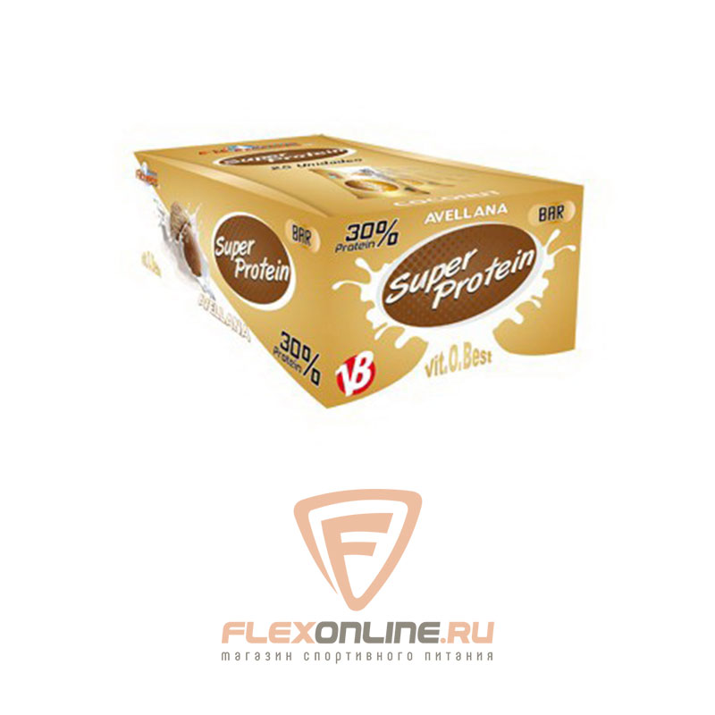 Шоколадки Super Protein Bar от Vit.O.Best